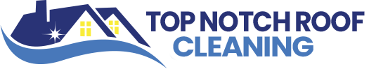Top Notch Roof Cleaning Logo Northern Michigan